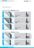 Planungshandbuch BALARDO ALU (PDF, 9,1 MB) - Glassline GmbH - Seite 6