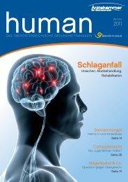 HUMAN Ausgabe 04/2011 - gesund-in-ooe.at