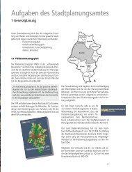 Aufgaben des Stadtplanungsamtes (PDF, 4.10 MB) - Karlsruhe