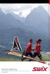 Download: Nordic Walking 2012-2013 PDF - Swix