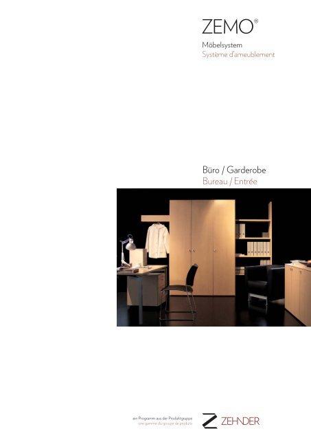 Buro Garderobe Bureau Entree Zehnder