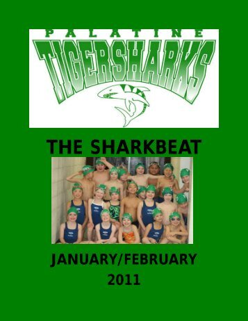 THE SHARKBEAT - Palatine Swim Team