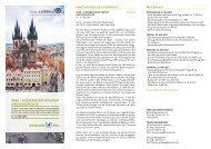 Prag – Moderne architektur und geschichte - Freie Universität Berlin