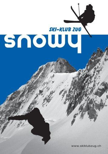 Snowy_1011_3 - Ski Klub Zug