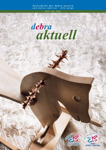 Heft/Juni 2007 - DEBRA Austria