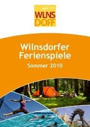 Wilnsdorfer Ferienspiele
