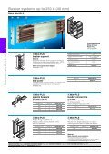 Busbar systems up to 800 A/1600 A (60 mm) - Page 5