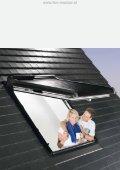 ROTO Sonnenschutz Wohndachfenster - Dekoration ... - TKM Fenster - Page 2