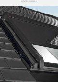 ROTO Sonnenschutz Wohndachfenster - Dekoration ... - TKM Fenster - Page 4