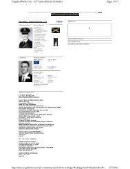 Page 1 of 5 TogetherWeServed - 1LT James Patrick Schueller 11/7 ...