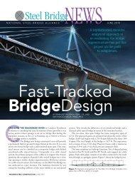 Steel Bridge - Modern Steel Construction