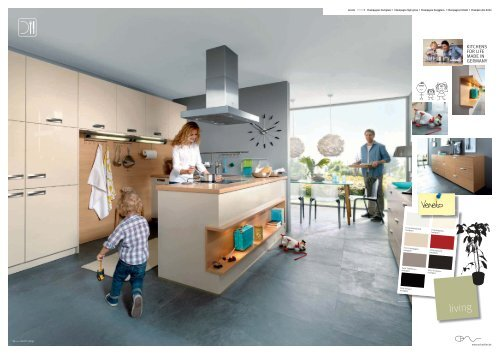 KITCHENS FOR LIFE MADE IN GERMANY