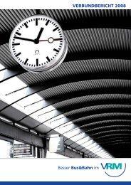 Verbundbericht 2008.pdf - Verkehrsverbund Rhein-Mosel