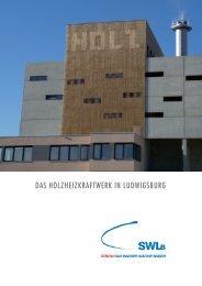 Das Holzheizkraftwerk in Ludwigsburg - Broschüre - Stadtwerke ...