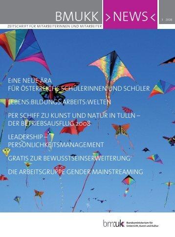 03-2008 - BMUKK News - Bundesministerium für Unterricht, Kunst ...