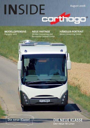 DIE NEUE KLASSE - Carthago Reisemobilbau GmbH
