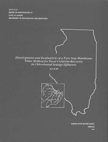 report of investigation 87 - Illinois State Water Survey
