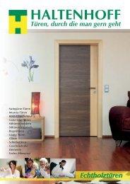 Holztüren - HASKE Fenster und Türen