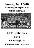 "EA Schongau 1b ""Mammuts"" - ERC Lechbruck - Seite 3"