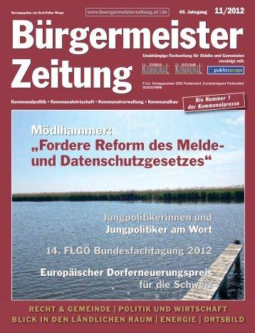 Ausgabe 11/2012 - Webway
