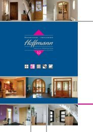 Unsere Broschüre (PDF) - Schreinerei Hoffmann