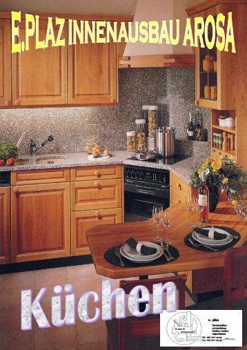 Küchentüren - Schreinerei Plaz Arosa