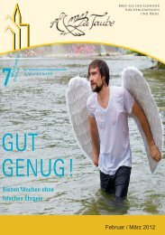Februar / März 2012 - Evangelische St. Marien ...