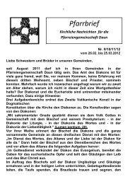 Pfarrbrief 9 - kirche-daun.de
