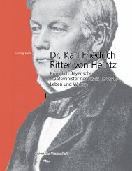 Dr. Karl Friedrich Ritter von Heintz - Gietl Verlag
