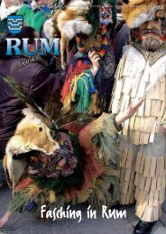 113331 Rum_Journal - Marktgemeinde Rum - Land Tirol