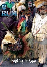 113331 Rum_Journal - Marktgemeinde Rum - Land Tirol