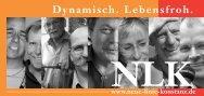 Informationsflyer von allen Kandidat/Innen der Gemeinderatswahl ...