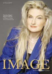 Goldjupiter®-Auszeichung für Christine Köppel - Orhideal IMAGE