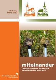 (Februar/März 2013) (PDF; 2,4 - Dekanat Schwabach