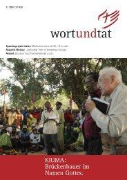 WUT-Magazin 3-08.indd - wortundtat