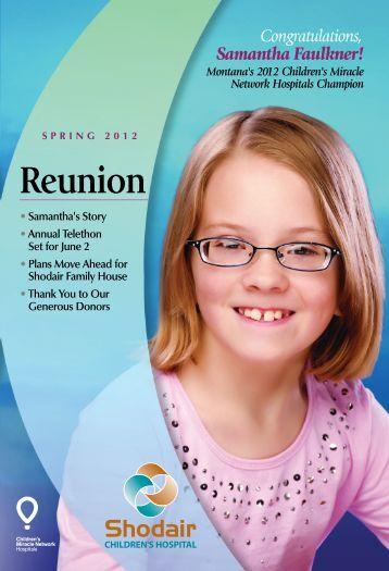 SHD Reun 312 - Shodair Children's Hospital