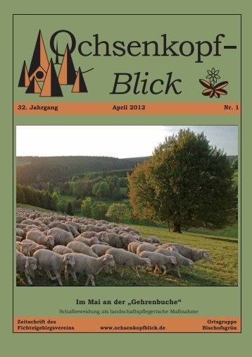 Download / komplett in Farbe! - Fichtelgebirgsverein eV Ortsgruppe ...