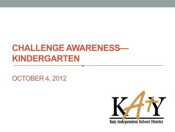 Intradistrict Student Transfers Reasons for Approval of ... - Katy ISD