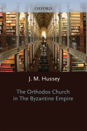 The Orthodox Church in the Byzantine Empire - Amazon Web Services