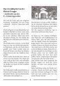 Gemeindebrief Ostern 2010 - Evangelische Kirche Reinheim - Page 6