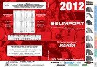 Katalog PDF - Belimport SA