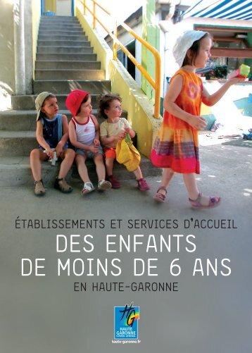 Crèche–halte-garderie - Conseil Général de la Haute-Garonne