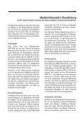 Telemedizin und Kommunikation - Alcatel-Lucent Stiftung für ... - Seite 6