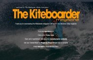 Safety When Launching and Landing - The Kiteboarder Magazine
