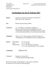 Lawinenkurs 2013.pdf - Schweizerischer Briard Club