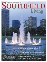 Living - City of Southfield