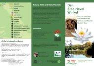 Flyer mit 12 MB Externe Internetseite - NaturFreunde Deutschlands