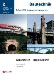 Kunstbauten - SSF Ingenieure