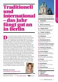 FASHION WEEK IN BERLIN - Berliner Zeitung - Seite 3