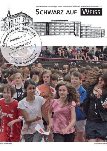 SCHWARZ AUF WEISS - Städtisches Gymnasium Moltkestraße ...